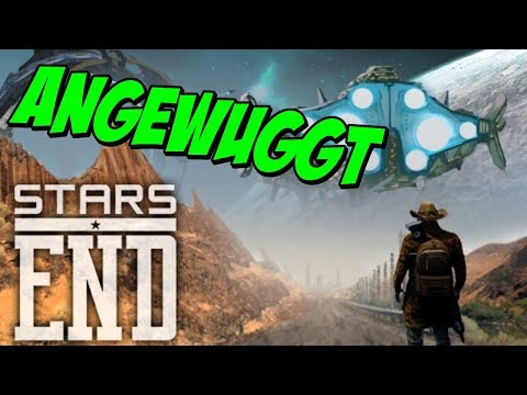 STARS END #001 Charakter Erstellung - Angewuggt + TUTORIAL Review Und Let's Play / Deutsch/German
