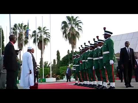 President Jacob Zuma on Working Visit to Nigeria