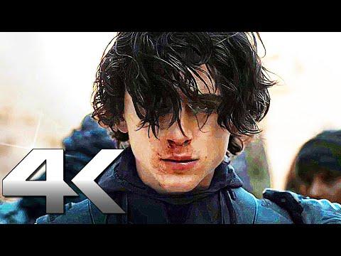 DUNE Official Trailer 4K (2020) Ultra HD