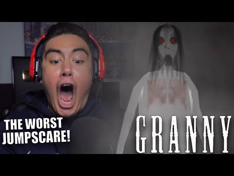 THE JUMPSCARE THAT MADE MY HEART STOP | Granny (Scary Mobile Game)