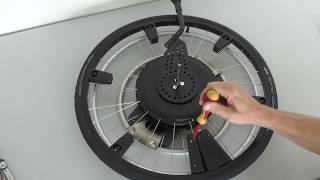 QUICKIE WheelDrive - Sensorboxbatterie tauschen