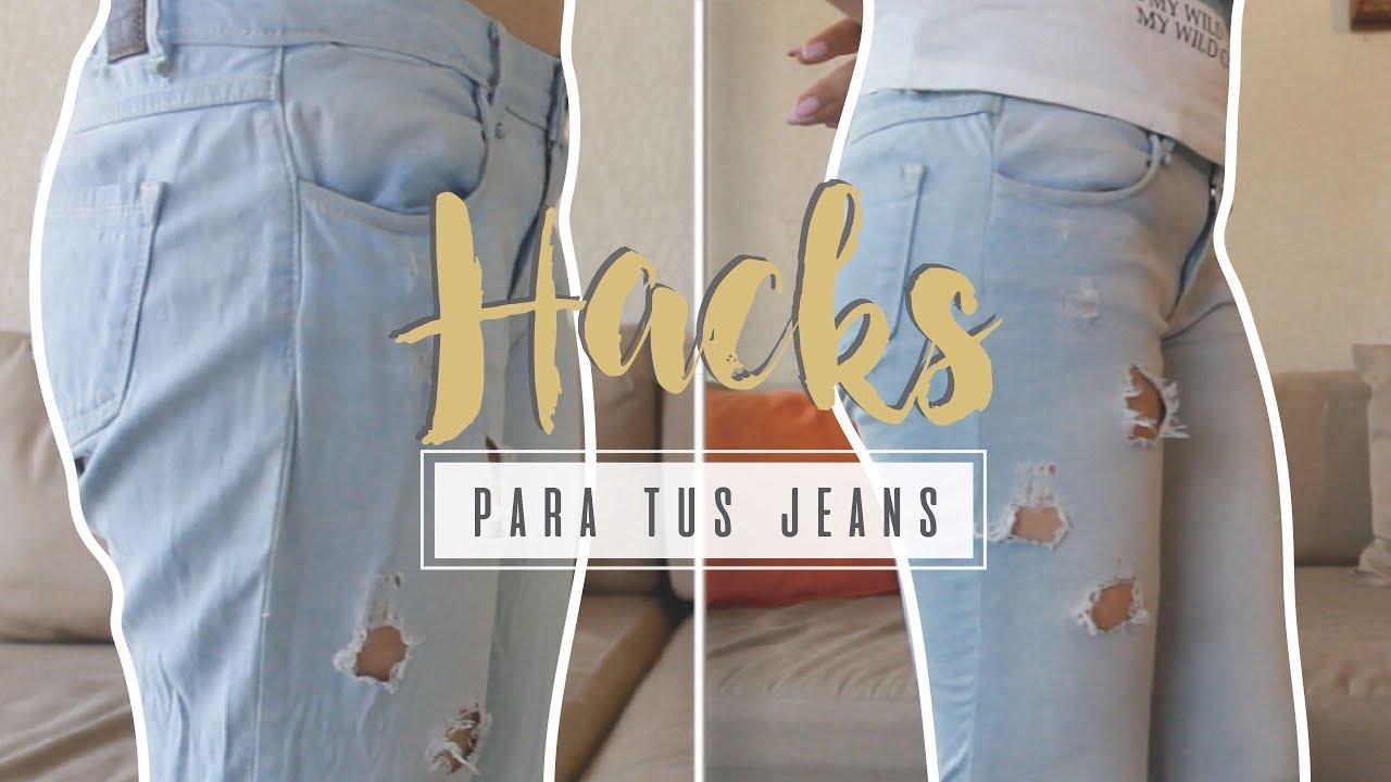 La solución para que tus pantalones te queden mejor este