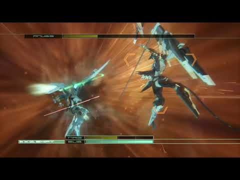 Zone Of The Enders 2nd - Runner Mars - Anubis Vs Jehuty / Base Aumaan