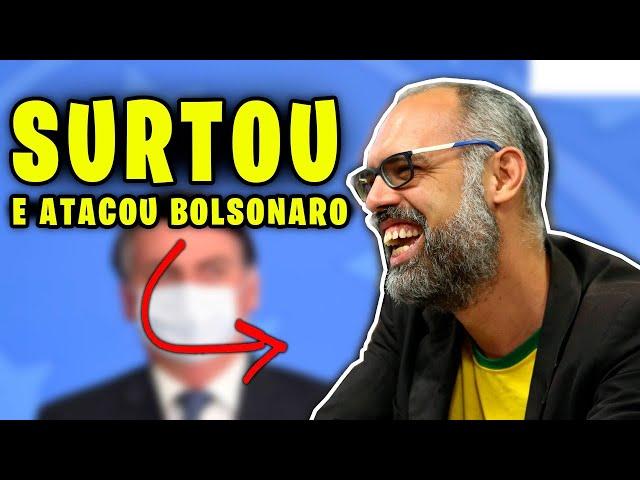 ALIADO SURTA E ATACA BOLSONARO!! | ALLAN DOS SANTOS X JAIR