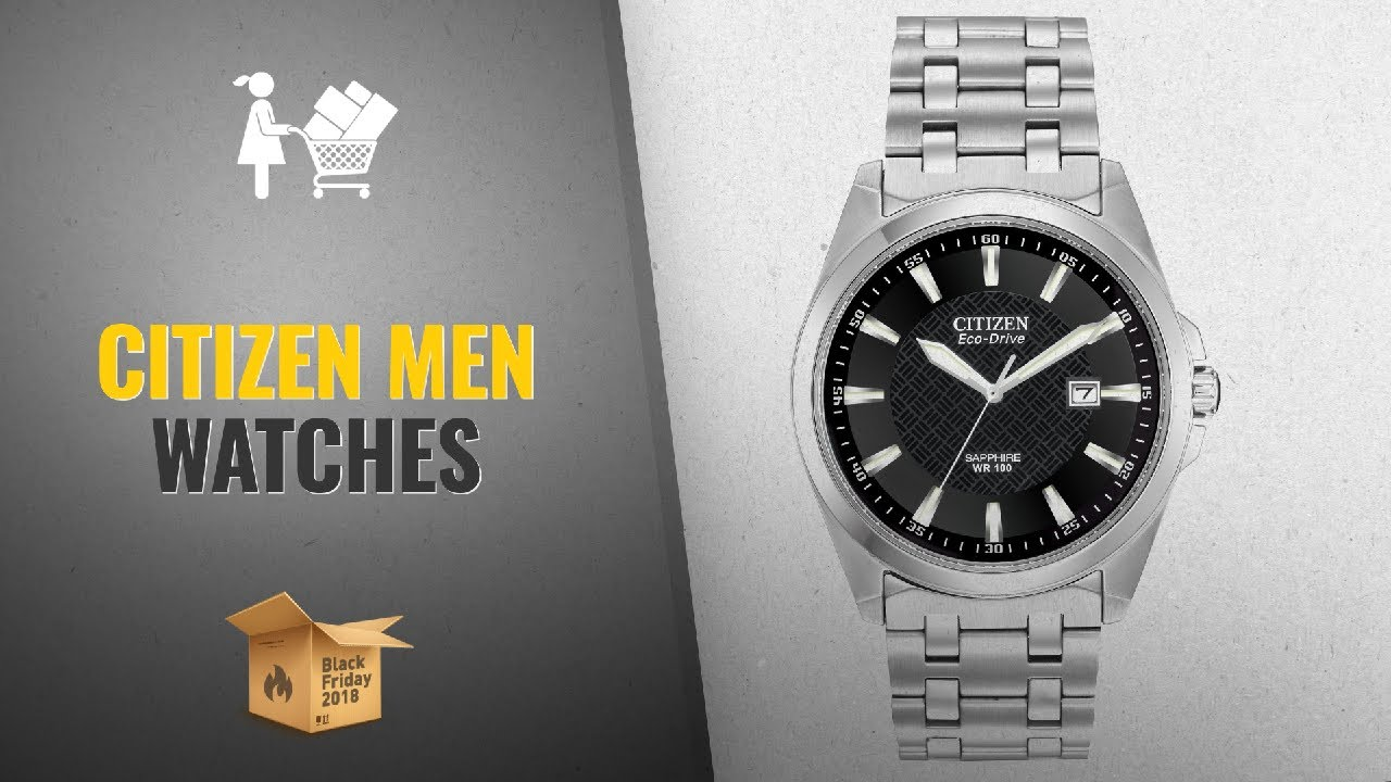 Save Big On Citizen Men Watches Black Friday Cyber Monday 2018 Black Friday Guide