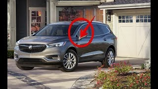 2018 Buick Enclave Avenir Review : interior Exterior & Price