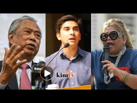 Siti Kasim bidas Syed Saddiq, PAS iri hati - Sekilas Fakta 24 Dis 2018