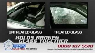 Supaglass Car Security Film