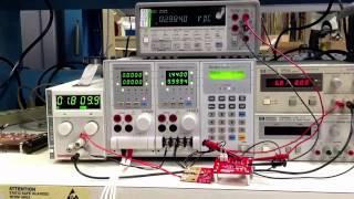 High Side Shunt Current Sense Amplifier with ISL28634 Programmable Instrumentation Amp
