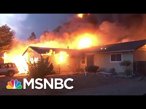 West Coast Wildfires Kill 33, With Dozens Missing | Morning Joe | MSNBC