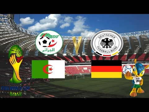 ALGERIA 1-2 GERMANY AET | FIFA WORLD CUP 2014 | POST MATCH REACTION