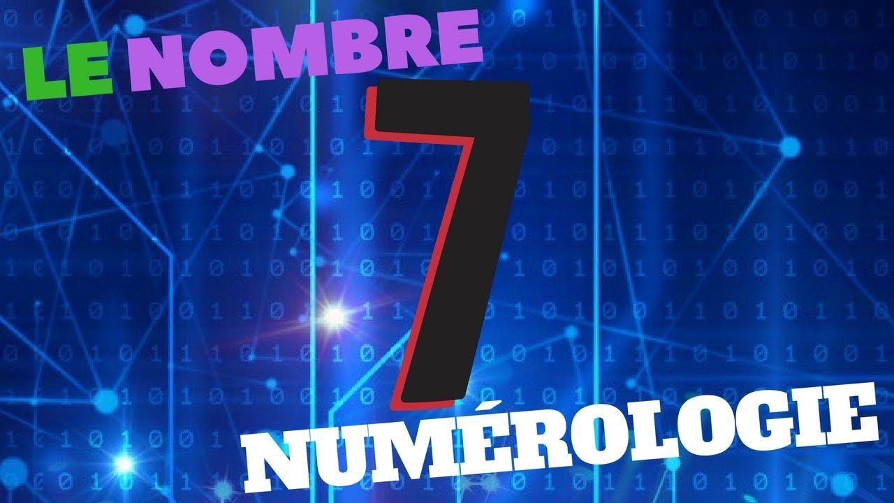 #7 LE 7 ET SES SYMBOLES [#NUMÉROLOGIE]