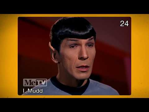 Every Time Spock Said 'Fascinating' on Star Trek: The Original Series