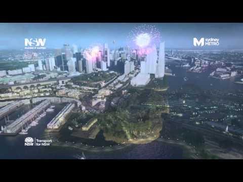 Sydney Metro November 2015 update