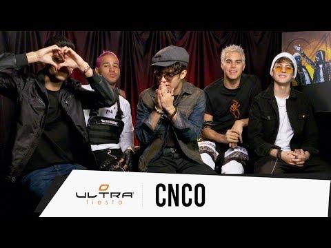Entrevista CNCO - CNCO WORLD TOUR, el primer concierto que asistieron y Llegaste Tu