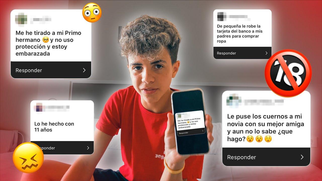 REACCIONANDO A LOS SECRETOS MÁS TOP DE MIS SEGUIDORES // JOSE JULIO