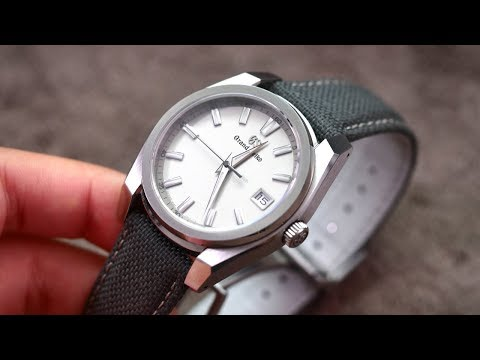 Grand Seiko SBGV245 Review - Quartz At Its Finest!