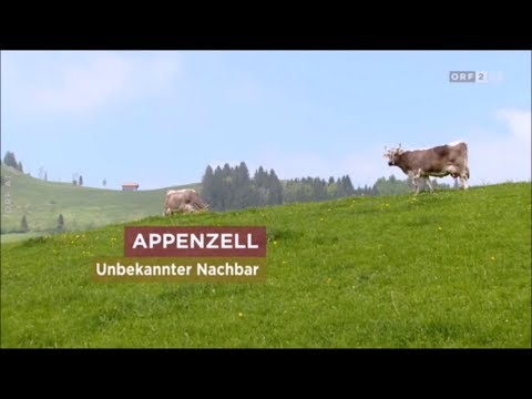 Appenzell - Unbekannter Nachbar