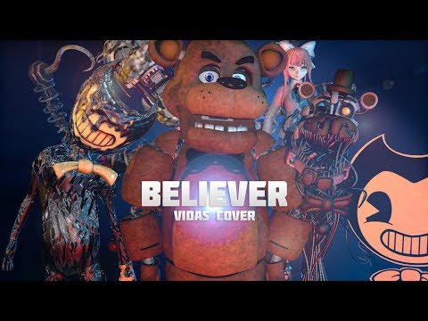 [SFM] Believer VIDAS Cover/SFM animation/Devild Show