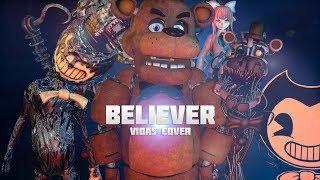 - SFM Believer VIDAS Cover SFM animation Devild Show