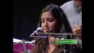 Madhusree Narayanan performing for Mridhu Malhar
