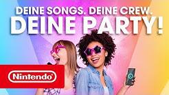 Let's Sing 2020 Mit Deutschen Hits – Veröffentlichungstrailer (Nintendo Switch)