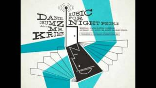 Mr Scruff - Bunch of Keys (from Daniel Drumz & Mr Krime - Music for Night People album)