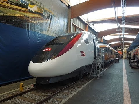 Places to see in ( Mulhouse - France ) Cite du Train