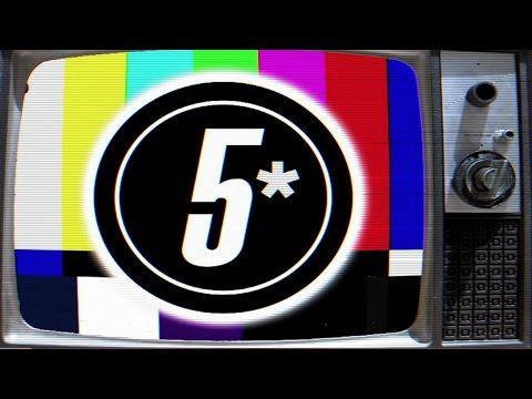 Programación del  Canal 5 en Marzo de 1995