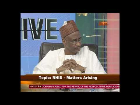 NTA Tuesday Live 05/july/2017  TOPIC: NHIS, HMO  Role in HEALTH