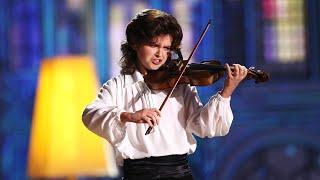 Матвей Блюмин А Вивальди концерт 2 соль минор Лето из цикла Времена года часть 3 Гроза