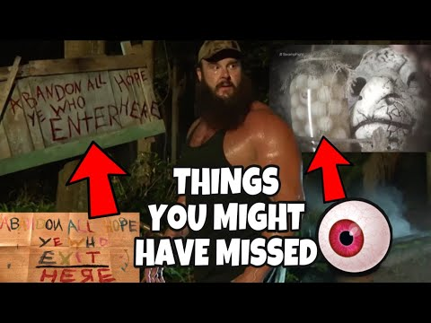 THINGS YOU MIGHT HAVE MISSED FROM THE WYATT SWAMP FIGHT AT EXTREME RULES!