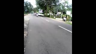 klakson bus efisiensi hartono trans