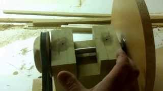 Cheap Diy Disk Sander Video 1