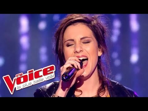Etta James – At Last | Angy | The Voice France 2016 | Blind Audition