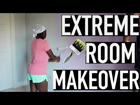 EXTREME ROOM MAKEOVER | Thrifts + DIY's!