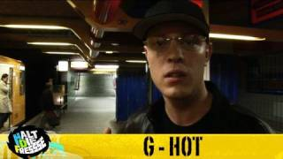 G-HOT HALT DIE FRESSE 01 NR. 28 (OFFICIAL VERSION AGGROTV)