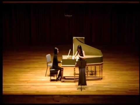 Vivaldi Oboe Sonata in C minor, RV53