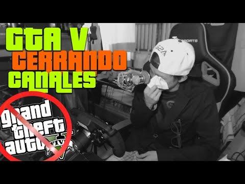 Rockstar quito TODOS los mods de GTA V y mira lo que la gente hizo! Están cerrando canales de GTA?!