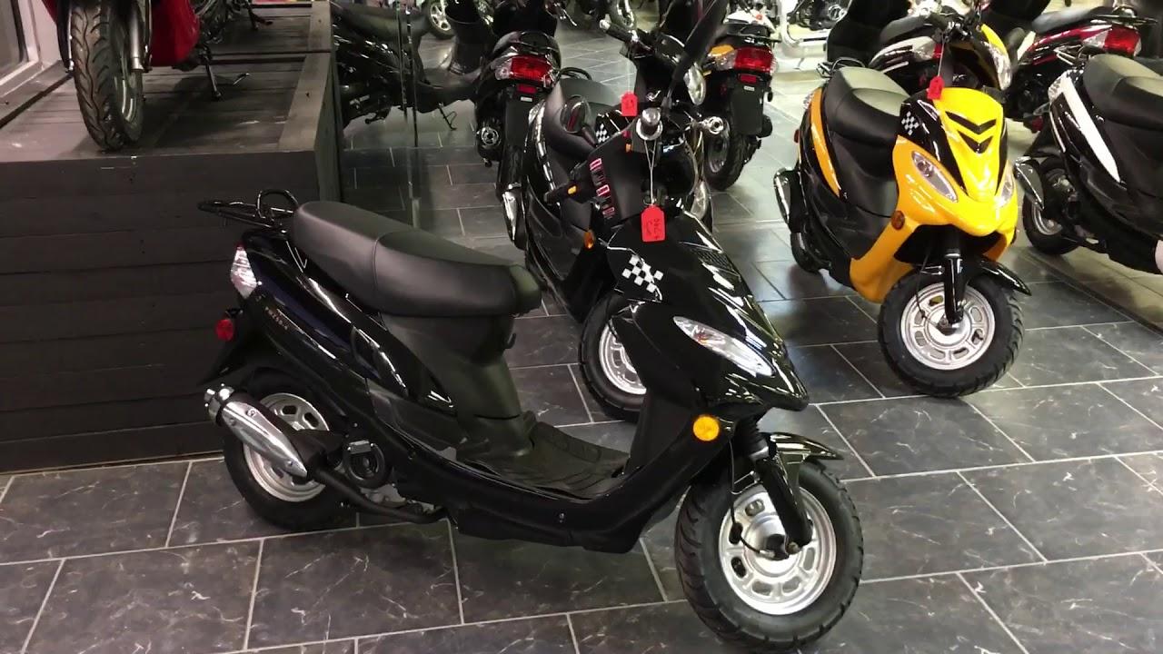 What it is - Zodiac (moped)