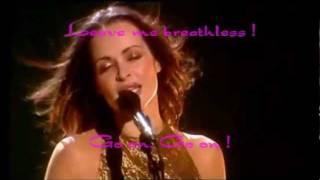 The Corrs - Breathless, Live from Wembley (Lyrics),