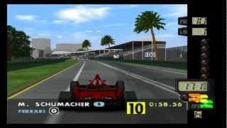 F1 World Grand Prix - N64