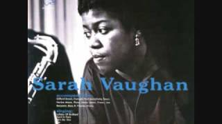 Watch Sarah Vaughan September Song video