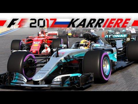 WIR VERLIEREN LEISTUNG – F1 2017 FERRARI SAISON #4   Lets Play Formel 1 2017 Gameplay German Deutsch