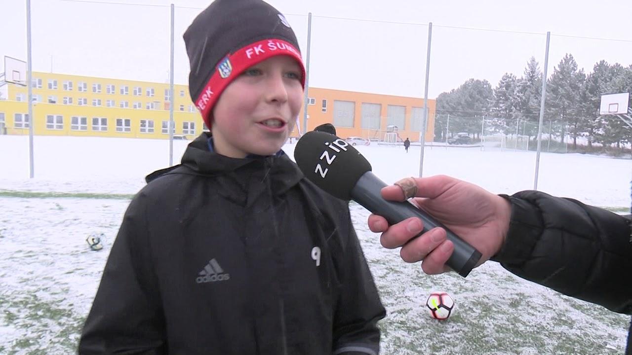 Šumperk tomáš ujfaluši vyhledává mladé fotbalové talenty youtube