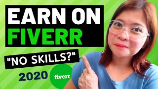 How To Make Money On Fiverr Without Skills - How To Make Money On Fiverr Without Skills 2019