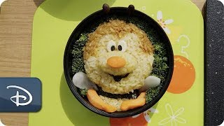 Disney Parks How-To Make A Bento Box Magical: Spike the Bee