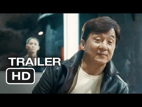 Chinese Zodiac TRAILER (2012) - Jackie Chan Movie HD