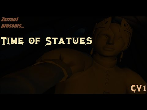Oculus Rift Virtual Reality: Time Of Statues