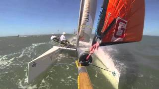 Australian Viper Catamaran Championships 2014 at RQYS